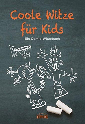 Coole Witze für Kids mit Comics