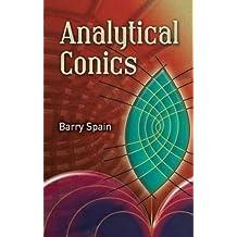 Analytical Conics