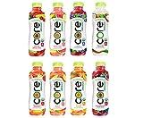 Core Organic Fruit Infused Beverage 8 Flavor Variety Pack, 18 Fl Oz, 24 Pack