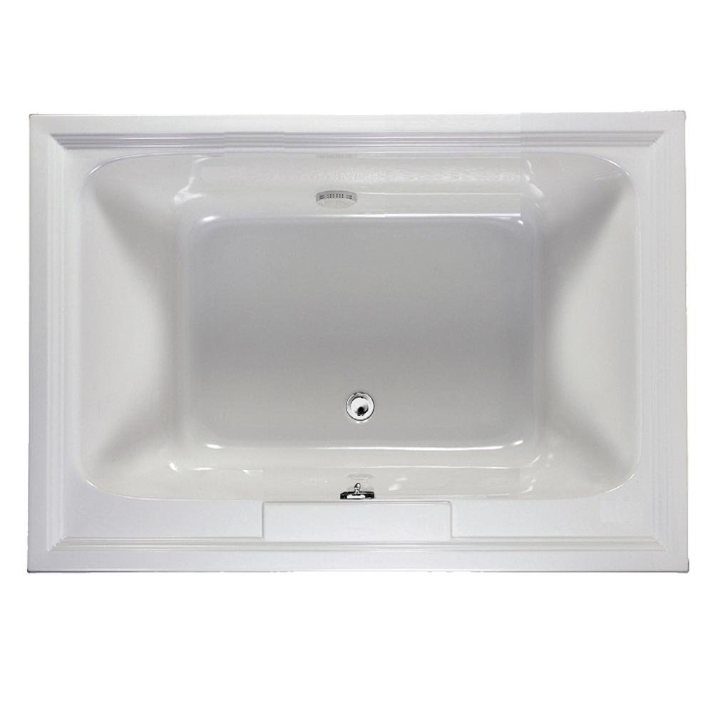 American Standard 2748.002.222 Town Square 5-Feet by 42-Inch Bath ...