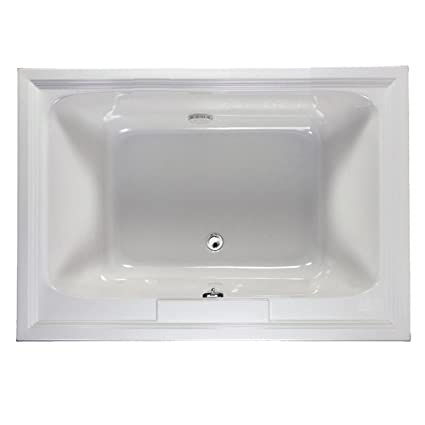 American Standard 2748.002.020 Town Square 5 Feet By 42 Inch Bath Tub