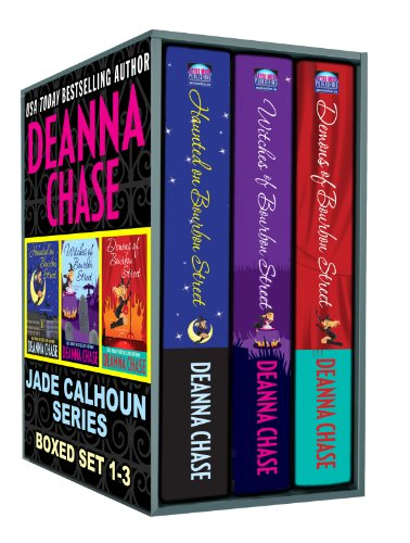 Jade Calhoun Series Boxed Set (Books