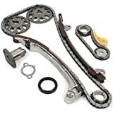 "CNS TK1080 Brand New Direct Fit OE Replacement Timing Chain Kit for VVT-i ""2AZFE"" ""2AZ-FE"" ""1AZFE"" ""1AZ-FE"" Engine"