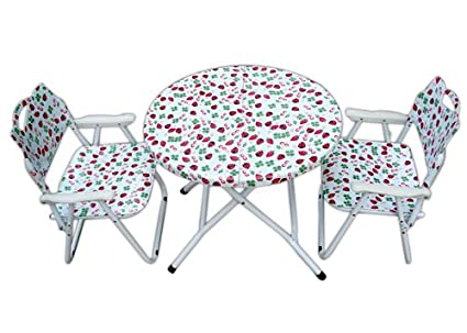 u0026quot;Amazeu0026quot; Folding Baby kids children printed portable outdoor study dining furniture play group  sc 1 st  Amazon.in & Buy