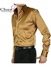 Gold Shirts For Men