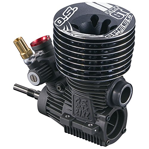 O.S. Engines Speed 21XZ-GT Glow-Powered Engine for 1/8 Scale Radio-Controlled GT Class Touring Cars (Nitro Touring Car)