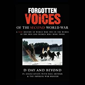 D-Day and Beyond Audiobook