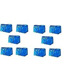 IKEA FRAKTA bolsas juego de 10