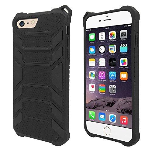 iPhone 7 Plus Case iPhone 8 Plus Case, Case for Apple 8 Plus and iPhone 7 Plus Cover Soft TPU Material with Carbon Fiber iPhone 7 Plus Protective Case (Black) (Iphone 5s 64gb Best Price In India)