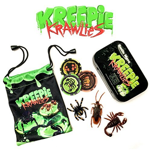 WOW Factory Magical Kreepie Krawlies for your Smart Phone