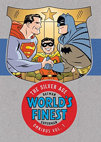 Batman & Superman in World's Finest: The Silver Age Omnibus Vol. 1 (Batman/Superman World's Finest: the Silver Age Omnibus) ()
