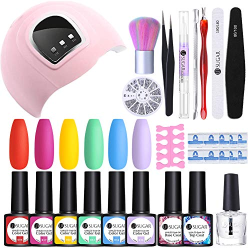 Ur Sugar Gel Nail Polish Beginner Set