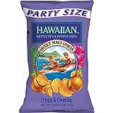 Hawaiian Kettle Style Potato Chips, Sweet Maui Onion, 16 Ounce