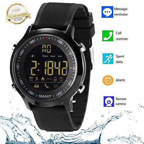 Smart Watch Waterproof Smartwatch Sports Smart Watches for ...