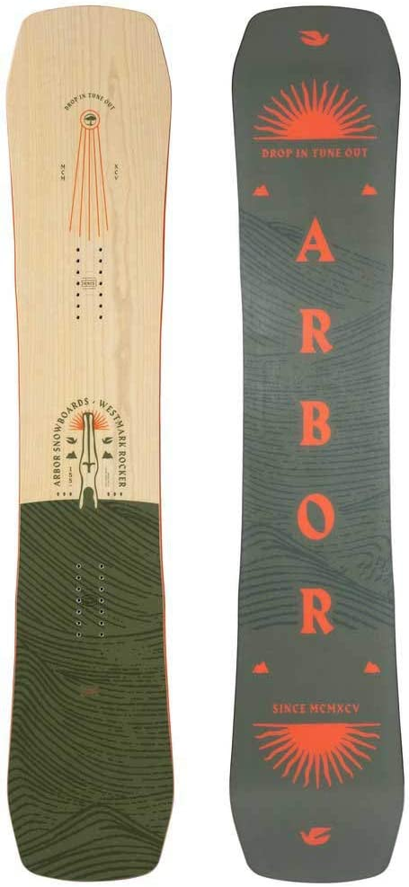 Arbor Westmark Rocker 2021 Snowboard 155