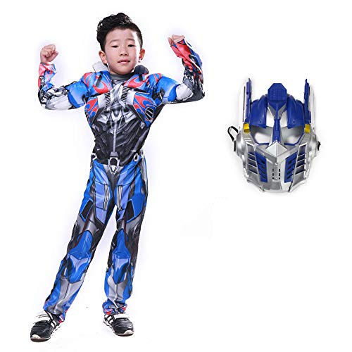 Optimus Prime Costume,Optimus Prime Transformers Classic Muscle