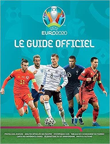 Guide Officiel de l'Euro 2021