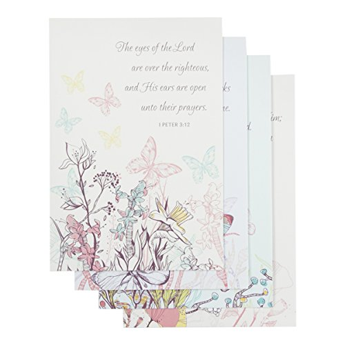 Praying For You - Inspirational Boxed Cards - Butterflies