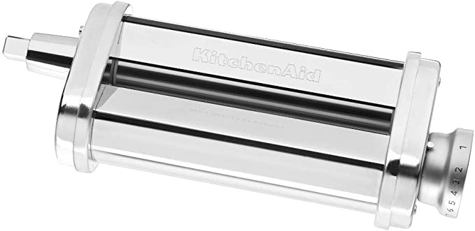 Modelador de Massa para Stand Mixer KitchenAid KIN01CR Inox