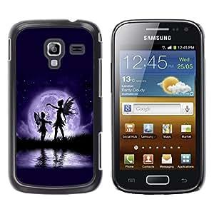 Dragon Case - FOR Samsung Galaxy Ace 2 - you may be the world - Caja protectora de pl??stico duro de la cubierta Dise?¡Ào Slim Fit