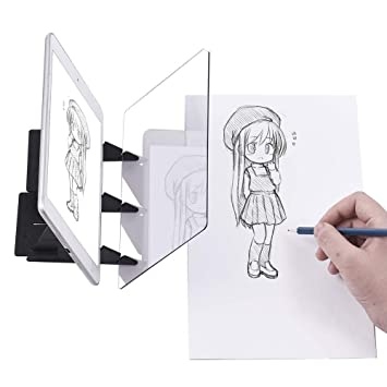 Amazon.com Optical Drawing Board Sketch Wizard Easy Tracing