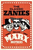Marx Brothers Plakat Movie Poster (27 x 40 Inches - 69cm x 102cm) B