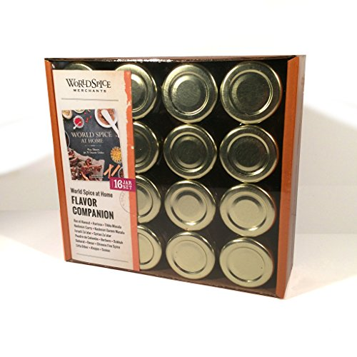 World Spice Flavor Companion Gift Set