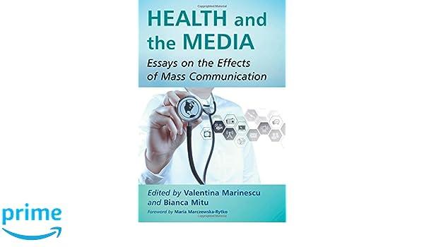 influence of mass media essay