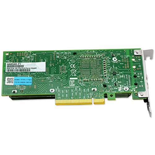 Macroreer for Intel 10GbE Ethernet Converged Network Adapter X540-T1 NIC, Single Copper RJ45 Port, PCI Express 2.1 X8 by Macroreer (Image #3)