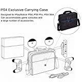 New Travel PS4 Case Multifunctional Waterproof PS4
