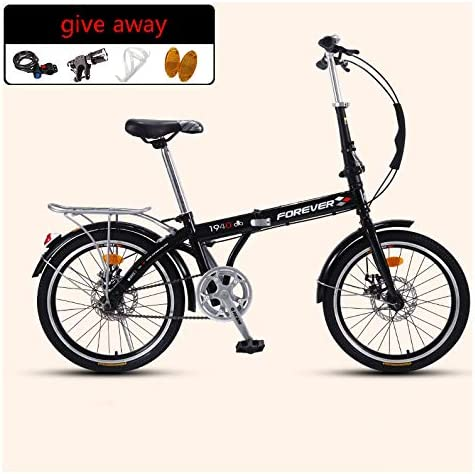 SYLTL Bicicleta Plegable Urbana Unisex Portátil Folding Bike Mini ...