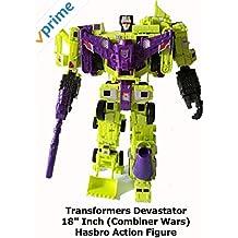 """Review: Transformers Devastator 18"""" Inch (Combiner Wars) Hasbro Action Figure"""