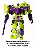 "Review: Transformers Devastator 18"" Inch (Combiner Wars) Hasbro Action Figure"