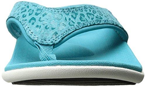 Blue Yumi Sandal Women's Cheetah Spenco Bird HzP4q00A