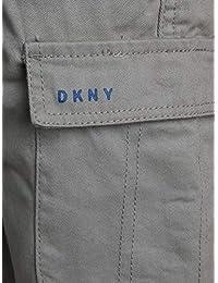 DKNY - Conjunto de camiseta y pantalón corto de verano para niños