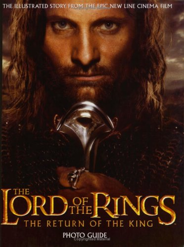 Read Online The Return of the King Photo Guide (The Lord of the Rings) pdf epub