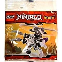 LEGO Ninjago Exclusive Mini Figure Set #30081 Skeleton Chopper Bagged