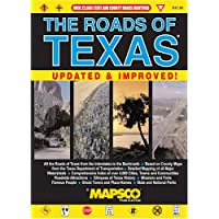 Roads of Texas Atlas (The Roads Of)