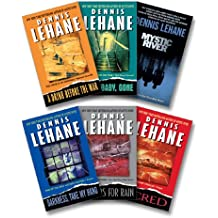 Lehane Fiction Collection Six-Book Set (A Drink Before the War; Darkness, Take My Hand; Sacred; Gone, Baby, Gone; Prayers for Rain; Mystic River)