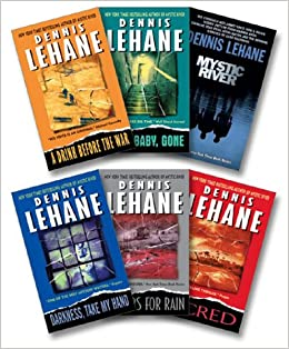 Image result for dennis lehane books