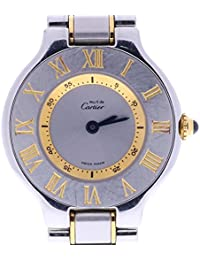 Must 21 de Cartier automatic-self-wind womens Watch 1340 (Certified Pre-owned)