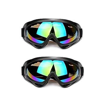 Wankd - Gafas de Sol para Deportes de Nieve, esquí y ...