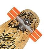 Loaded Boards Poke Bamboo Longboard Skateboard