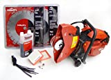 Hilti 03482172 DSH700 14-Inch Hand Held Gas Saw Starter Pack