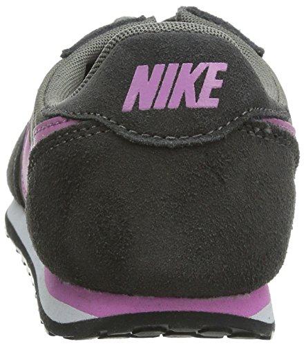 Nike Genicco, Baskets mode femme Multicolore (Light Ash/Lt Magenta/Mdm Ash)