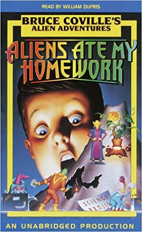 aliens ate my homework summary bruce coville