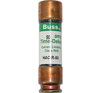 Box of 10 ) Buss HAC-R-50 - Edison Replacement Time Delay ...  Amp Fuse Box on