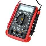 GigaMax(TM) UNI-T UT30C Original Authentic Data Hold Palm-Size Digital Multimeters W/ Temperature Test Ammeter Multitester Multimetro