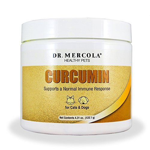 Mercola Curcumin Pets Microactive Supplements product image
