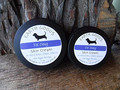 Fat Dawg Skin Cream (2 OZ Original Blend) - Botanical Base of Pine Resin for Soothing Relief